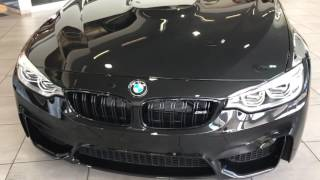 2017 BMW M3 Competition Pkg with 6 Speed Manual Transmission
