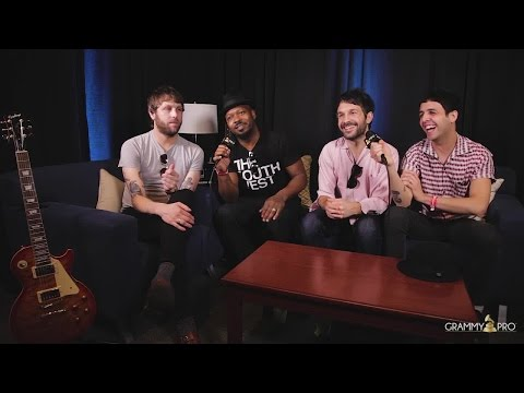 GRAMMY Pro Interview With The Heavy At SXSW 2016