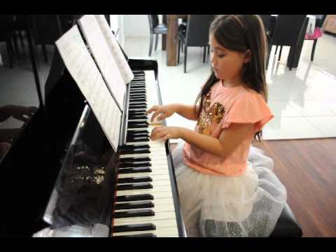 Chanson - Faber Piano Adventures Level 4