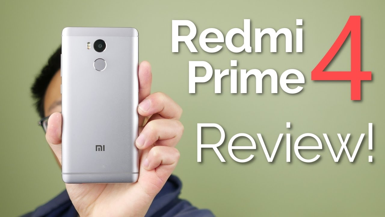 xiaomi redmi 4 prime review 4k a smaller redmi note 4x   youtube