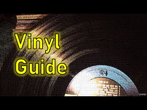 How to Find and Inspect Inexpensive Vinyl Records LP's