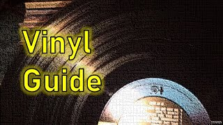 How to find and inspect good vinyl records