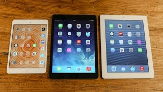 Ok so you get a new iPad, whats next