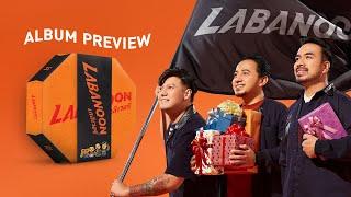 LABANOON - อัลบั้ม Delivery「Official Album Sampler」