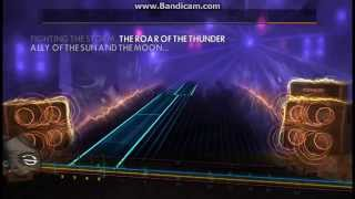 Rhapsody (of Fire) - The March of the Swordmaster - Rocksmith 2014