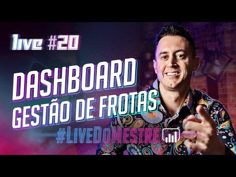 [Live #20 Mestre Power BI] MasterLive: Dashboard de Gestão de Frotas (Logística) do ZERO