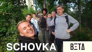 SCHOVKA NA OPUŠTĚNÉ VILE ! / BETA