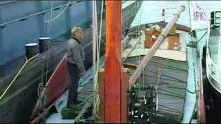 """skûtsje """"De Friesland"""" zomer 2010"""
