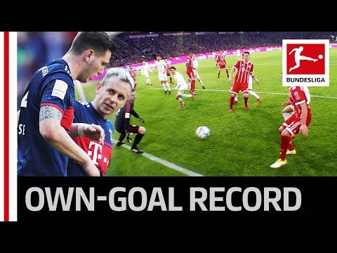 Unwanted Record - Bayern's Süle Scores Yet Another Own Goal