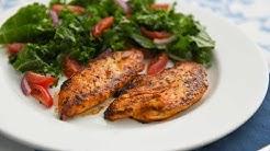 Ginger Turmeric Marinated Chicken