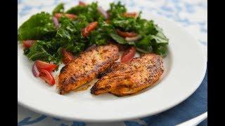 Ginger Turmeric Marinated Chicken Recipe