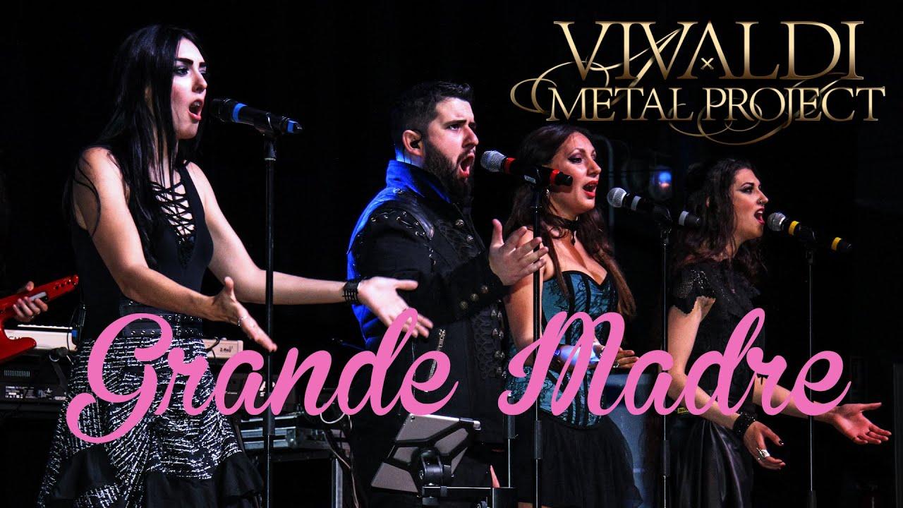 GRANDE MADRE - Live in Avezzano 2018 [Official Video]