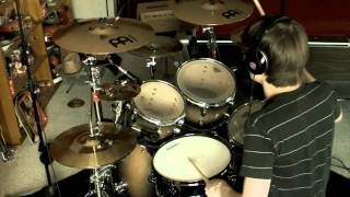 Luke Holland - Black and Yellow - Wiz Khalifa Drum Cover