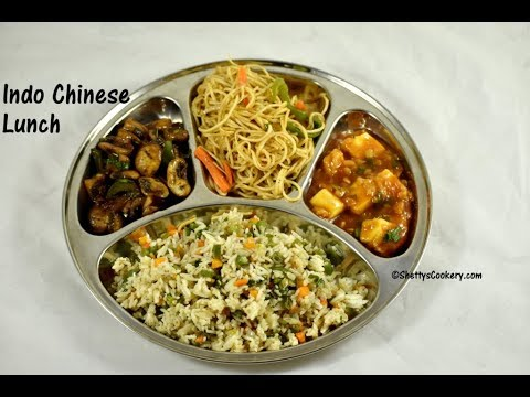 Indo chinese lunch indian lunch menu ideas indian thali recipes indo chinese lunch indian lunch menu ideas indian thali recipes veg full meals forumfinder Images