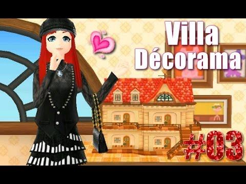 la nouvelle maison du style 2 03 villa d corama youtube. Black Bedroom Furniture Sets. Home Design Ideas