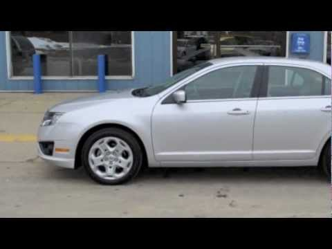 2010 ford fusion se brilliant silver clearcoat metallic