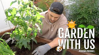 Garden with us during this self quarantine