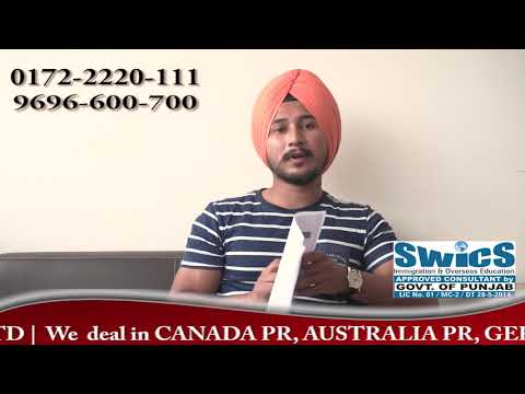 Congratulation to Mr. Gurpreet Singh for Skilled Worker Visa Germany
