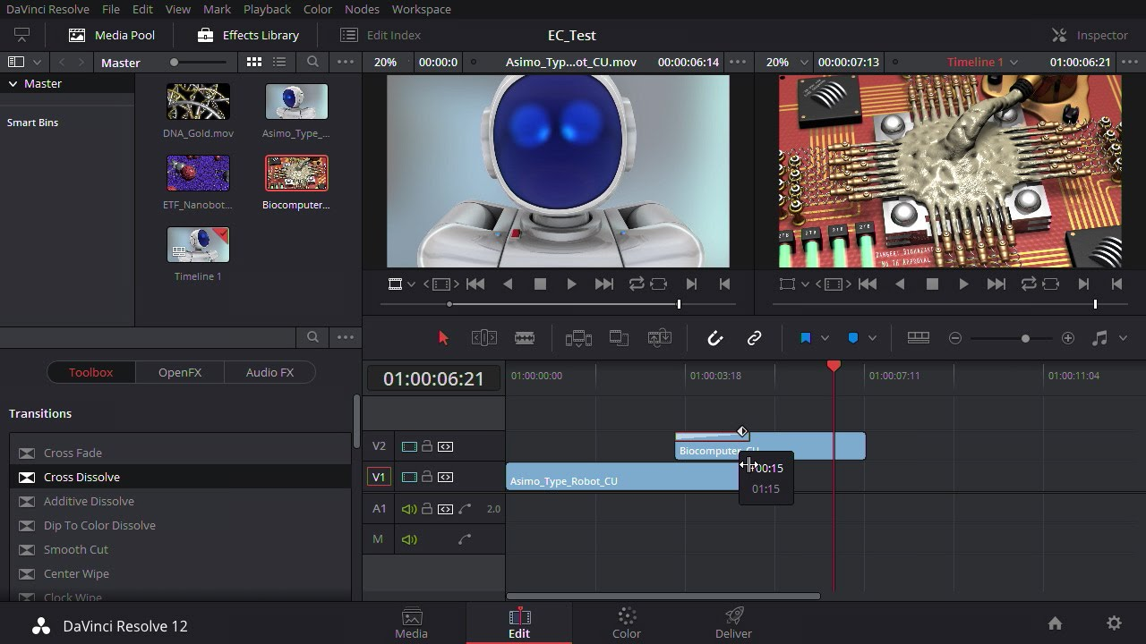 davinci resolve free video editor youtube