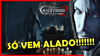 Castlevania Lords Of Shadow 2   Gameplay #1 - GTS250 Qualidade Alta