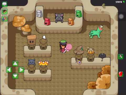 Download : Graal Classic~Graaloween 2016 Hats,Furniture, And