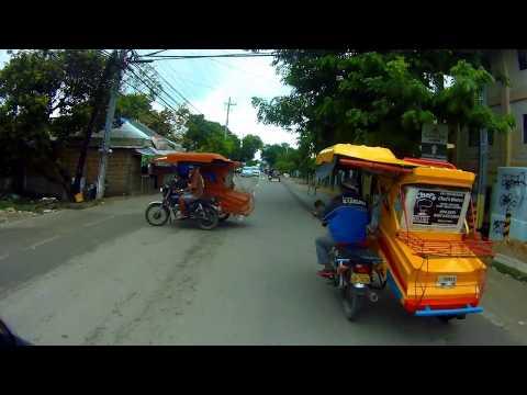 """RIDE FROM """"OLD BRIDGE"""", MANDAUE TO SAEKYUNG VILLAGE, LAPU LAPU, PHILIPPINES"""