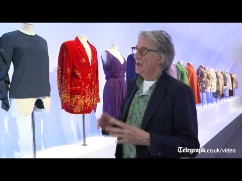 Paul Smith gives us a tour of his Design Museum exhibition