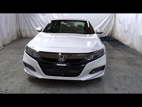 2018 Honda Accord Sedan Hudson West New York Jersey City Tenafly Paramus NJ HHJA221312