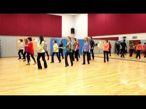 Darling Stand By Me - Line Dance (Dance & Teach in English & 中文)