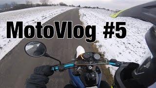 MotoVlog #5   MA PREMIÈRE FOIS EN 50CC ! 😱 RIP LE MOTEUR (SUZUKI SMX)
