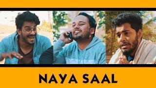 Naya Saal | 2019 | Ft. Muhammad Faisal Iqbal (The idiotz) | The Fun Fin | Happy New Year