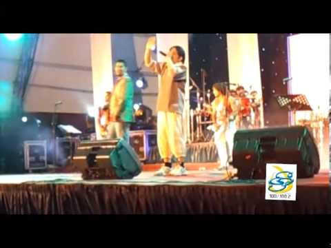 Shree FM Tarzan Bappa - Shree FM Hitma Night in Ragama - Kadawatha Idala Song