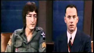 Forrest Gump - Famous People and Social Issues