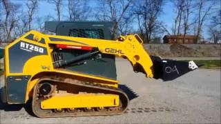 2013 GEHL RT250 For Sale