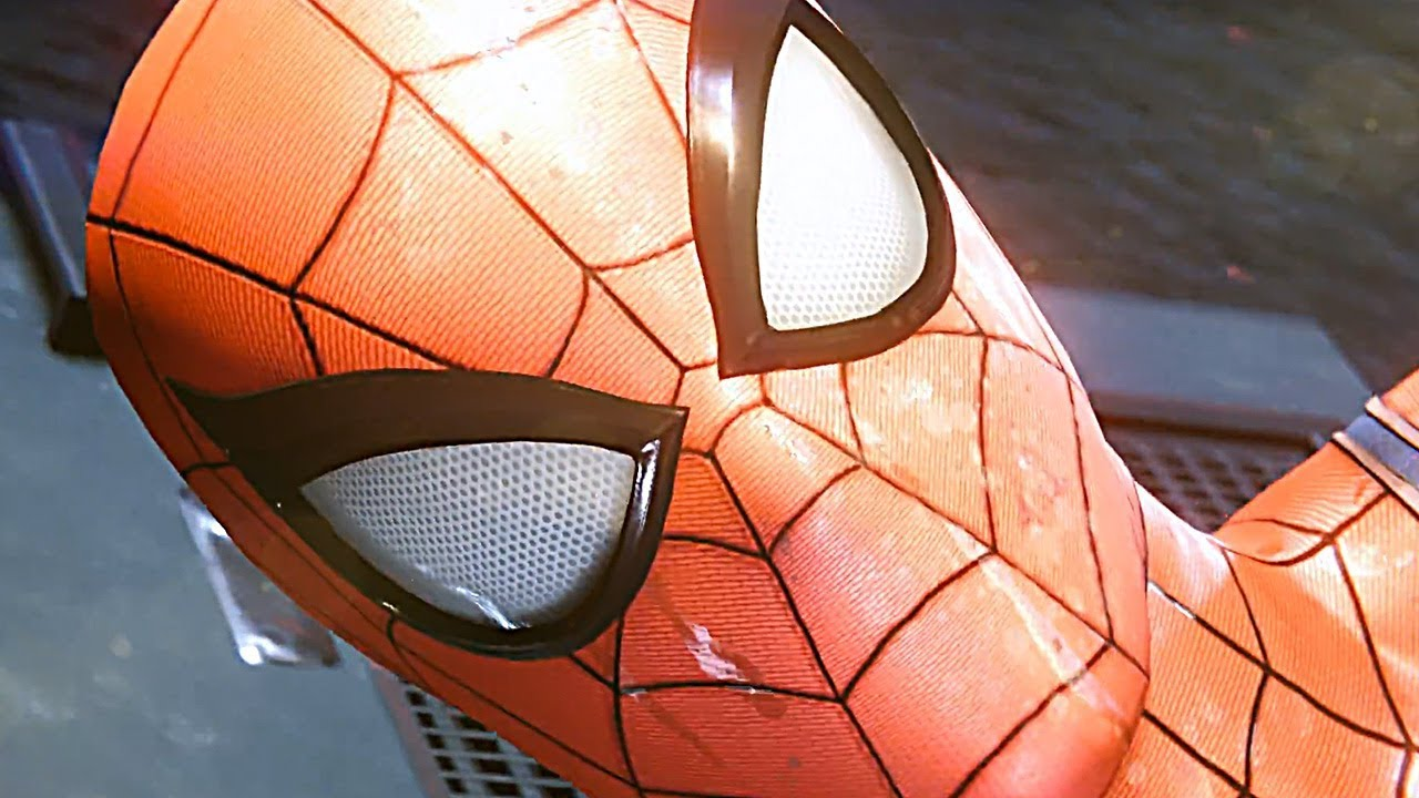 Marvel's Spider-Man | official E3 showcase video & trailer (2018) Spider-Man vs. Rhino & Electro