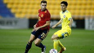 Обзор матча Испания U 21 Казахстан U 21 3 0