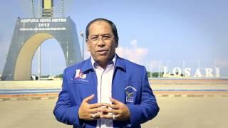 Iklan Demokrat Sulsel untuk Indonesia