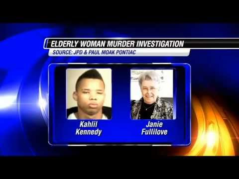 """HATE CRIME: """"Urban Youth"""" Murders Elderly Woman in Jackson, MS (Shot in the Back of the Head)"""