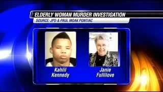 "HATE CRIME: ""Urban Youth"" Murders Elderly Woman in Jackson, MS (Shot in the Back of the Head)"