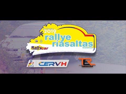 Promo Rallye Rías Altas Histórico 2019