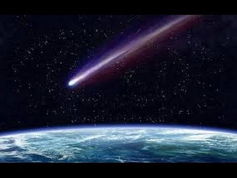 Documentary Comet 2017 HD- New secrets of the world of space Asteroids