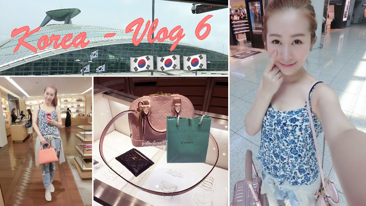 c53d3c0484fbd7 SHOPPING IN KOREA ♥ VLOG 6 - LEAVING KOREA - SHOPPING IN INCHEON AIRPORT &  HOME SWEET HOME ♥
