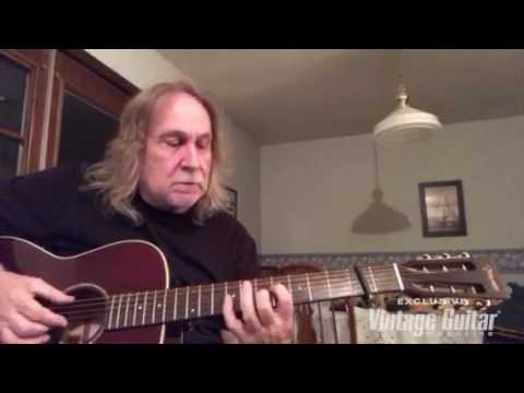Greg Martin celebrates Merle Travis' Birthday!