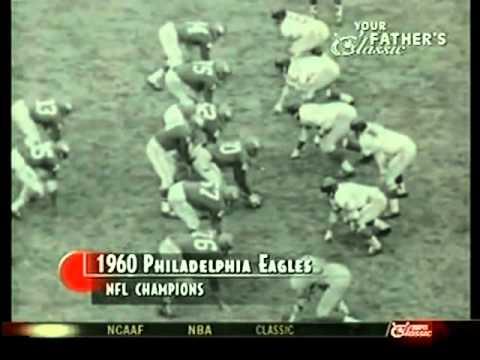 Clarence Peaks 1960 Eagles - 2 of 2 (Beging of clip, 45 sec into clip, 1 min. 53 sec into clip).flv
