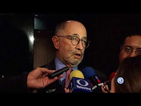 Ministro Cossío confía en que el Senado aprobará la ley que regula la publicidad oficial