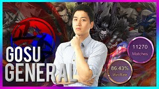 (7/22) 414 Stars Mythic is Grinding Stars!! Global Rank No.37 Pure Marksman ㅣ Mobile Legends