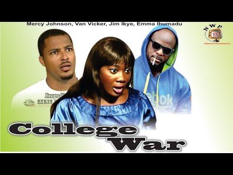 War Collage   - Nigerian Nollywood Movie