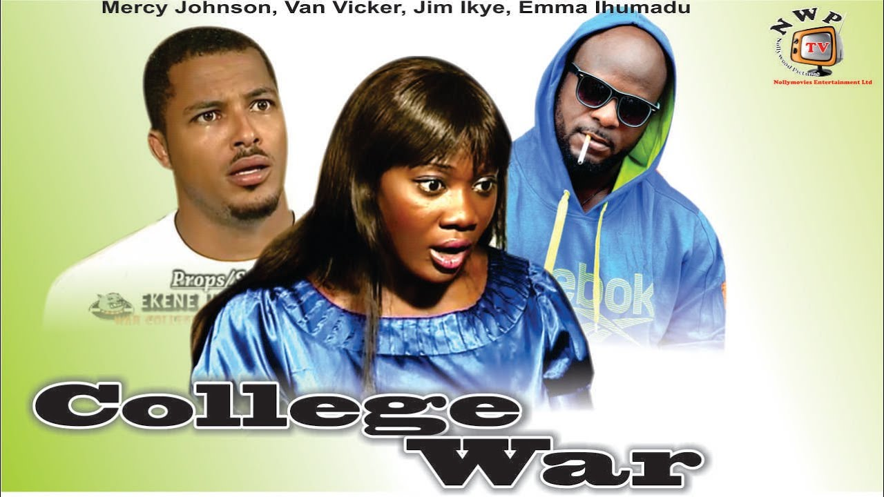Download Crime Collage   - Nigerian Nollywood Movie