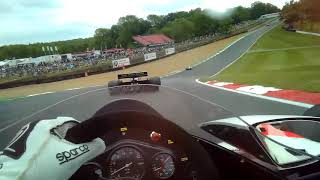 Onboard F1 McLaren MP4/1 with Steve Hartley