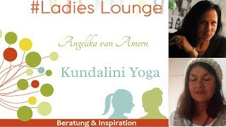 Angelika van Amern - Kundalini Yoga